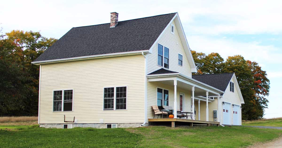Catch the inspiration for farmhouse renovation through for Renovating a 100 year old farmhouse